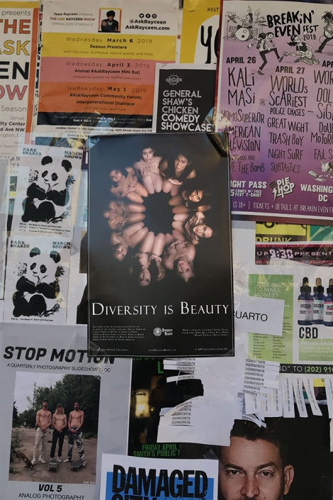 Spread the Word - Diversity is Beauty