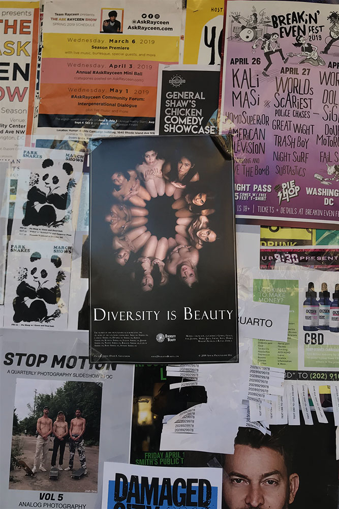 Spread the Word - Diversity is Beauty